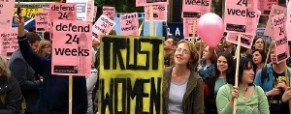 Brits more accepting of abortion