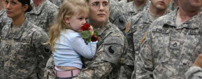 Sexist attitudes mean female US military don't get recognition they deserve