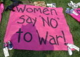 Women's involvement in talks gives peace a chance