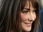 Carla Bruni-Sarkozy acts as voice for people living with HIV/Aids